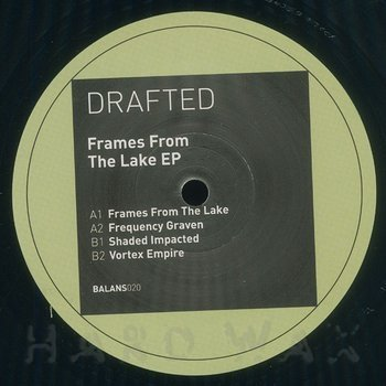Cover art - Drafted: Frames From The Lake