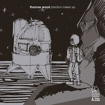 Cover art - Thomas Wood: Phiction Maker