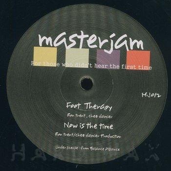 Cover art - Chez Damier & Ron Trent: Master Jam
