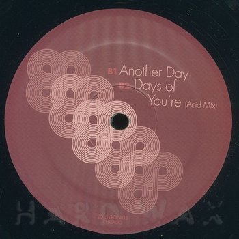 Cover art - Stridah: Days Of You're