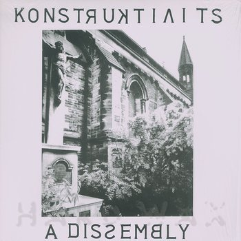Cover art - Konstruktivists: A Dissembly