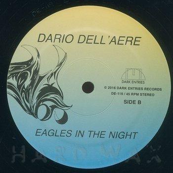 Cover art - Dario Dell'aere: Eagles In The Night