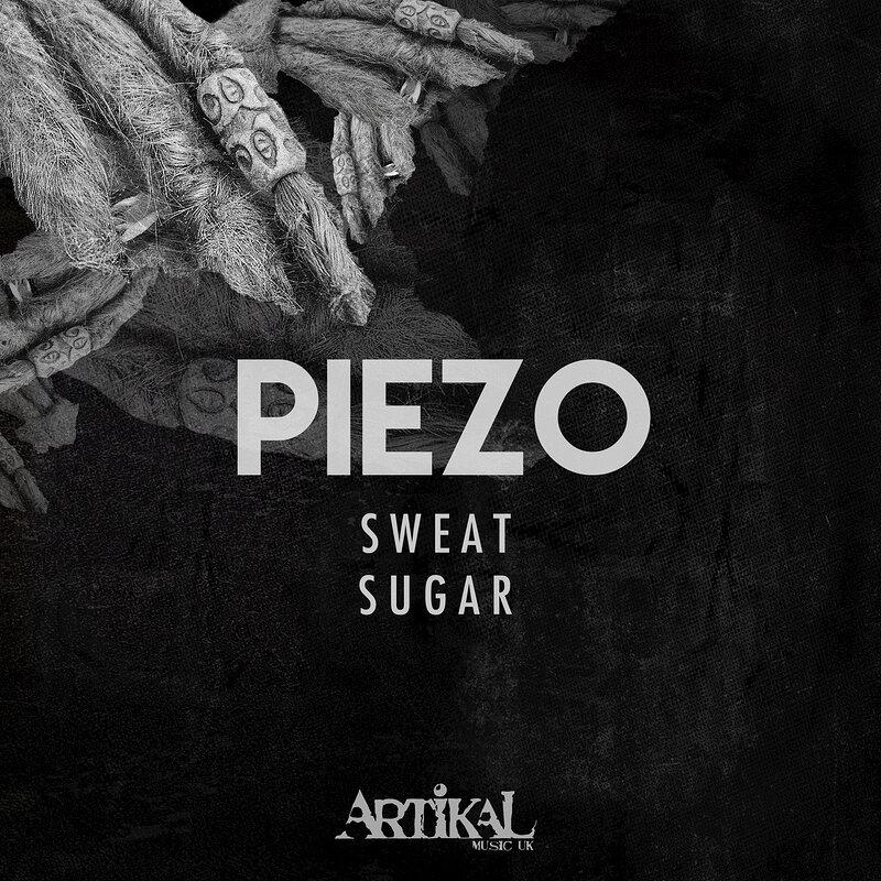 Cover art - Piezo: Sweat