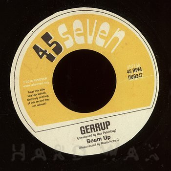 Cover art - Beam Up: Gerrup