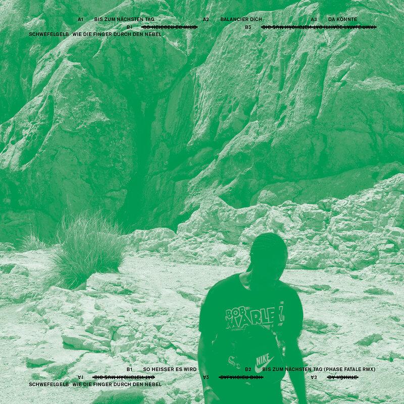 Cover art - Schwefelgelb: Wie Die Finger Durch Den Nebel