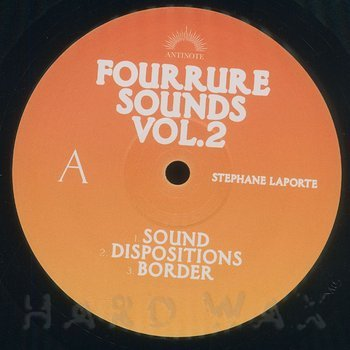 Cover art - Stephane Laporte: Fourrure Sounds Vol. 2