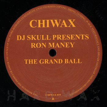 Cover art - DJ Skull Presents Ron Maney: The Grand Ball