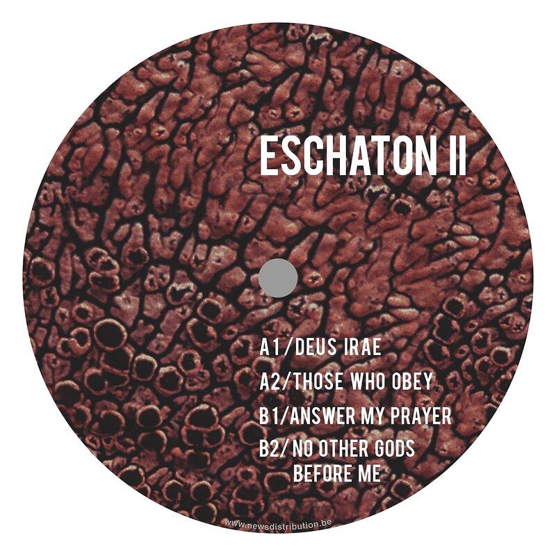 Cover art - Eschaton: Eschaton II