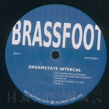 Cover art - Brassfoot: Dreamstate Intercal