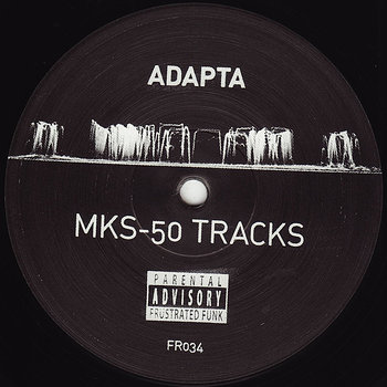 Cover art - Adapta: MKS-50 Tracks