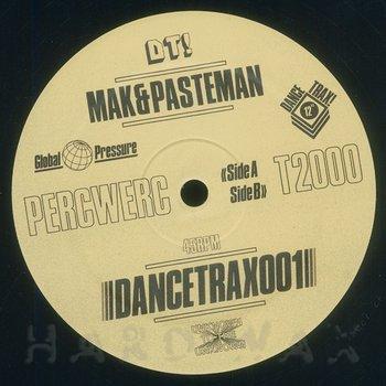 Cover art - Mak & Pasteman: Percwerc