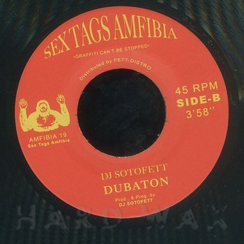 Cover art - Tapes & DJ Sotofett: Dub Happy