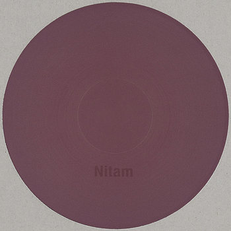 Cover art - Nitam: Cancellate EP