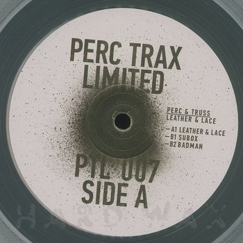 Cover art - Perc & Truss: Leather & Lace