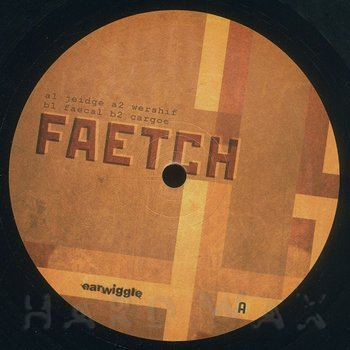 Cover art - Faetch: Jeidge