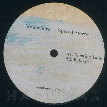 Cover art - Monochord: Spatial Stereo