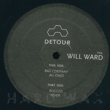 Cover art - Will Ward: Bad Company