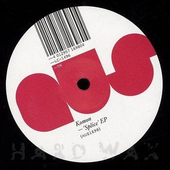Cover art - Komon: Splice EP