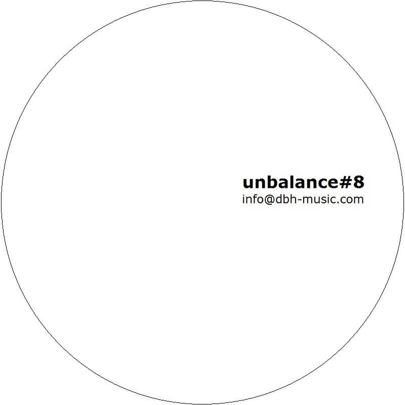 Cover art - Unbalance: #8