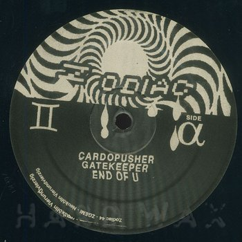 Cover art - Cardopusher: ZGEMI