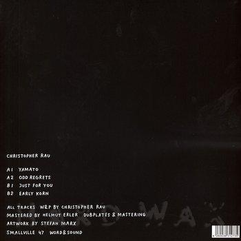 Cover art - Christopher Rau: Yamato