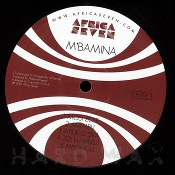 Cover art - M'Bamina: Experimental