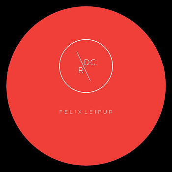 Cover art - Felix Leifur: The Sunday Club EP
