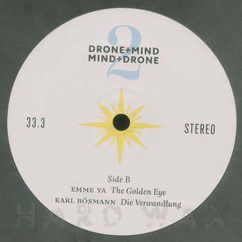 Cover art - Various Artists: Drone-Mind / Mind-Drone Vol. 2