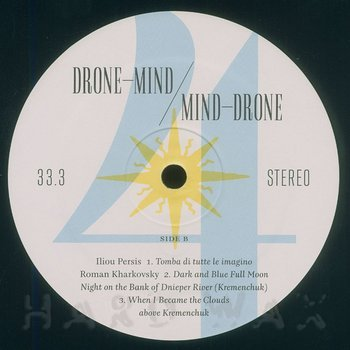 Cover art - Various Artists: Drone-Mind / Mind-Drone Vol. 4