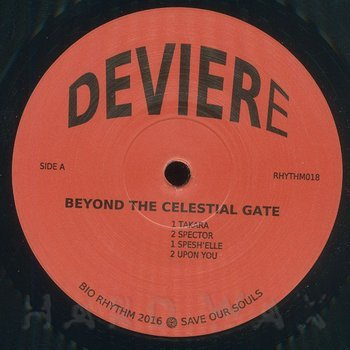 Cover art - Deviere: Beyond The Celestial Gate