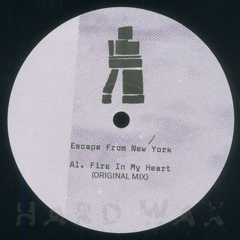Cover art - Escape From New York: Fire In My Heart