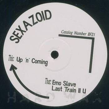 Cover art - Sexazoid: Up 'N' Coming