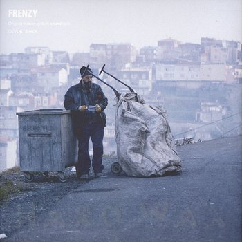 Cover art - Cevdet Erek: Frenzy – Original Motion Picture Soundtrack