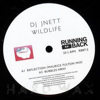 Cover art - DJ Jnett: Wildlife