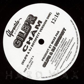 Cover art - Gilb'R & DJ Sotofett: Cham