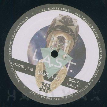 Cover art - Dave Aju: L.A.S.T.