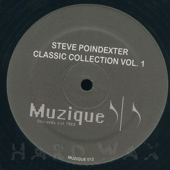 Cover art - Steve Poindexter: Classic Collection Vol. 1