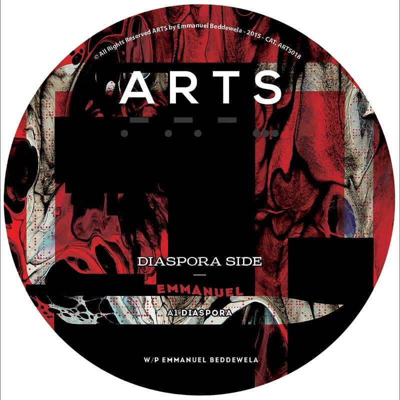 Cover art - Emmanuel: Diaspora