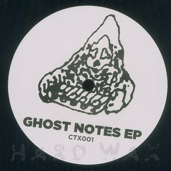 Cover art - Cliff Lothar: Ghost Notes EP