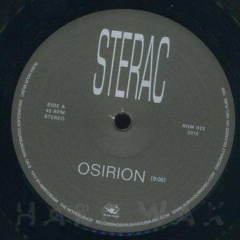 Cover art - Sterac: Osirion