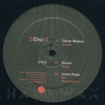 Cover art - Various Artists: PoleGroup 5YRS Disc 2
