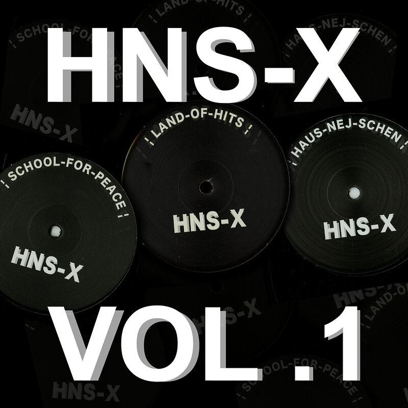 Cover art - HNS-X: Haus-Nej-Schen