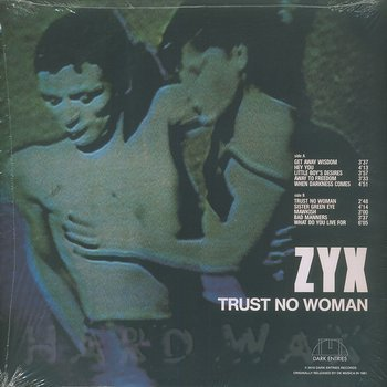 Cover art - ZYX: Trust No Woman