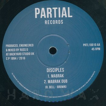 Cover art - The Disciples: Abyssinia
