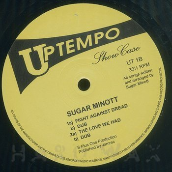 Cover art - Sugar Minott: Showcase