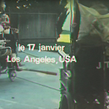 Cover art - Kareem presents Ligeia / Huren presents MRTVI: Le 17 Janvier Los Angeles, USA