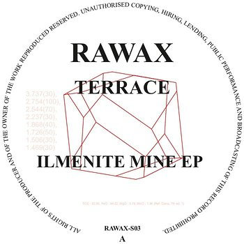 Cover art - Terrace: Ilmenite Mine