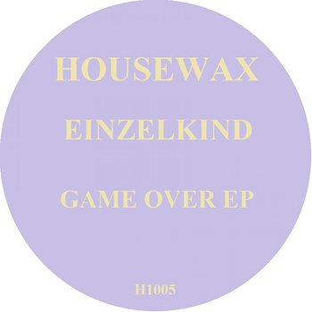 Cover art - Einzelkind: Game Over