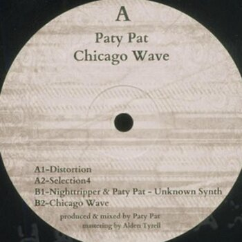 Cover art - Paty Pat: Chicago Wave