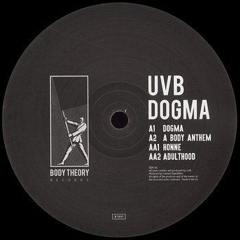 Cover art - UVB: Dogma